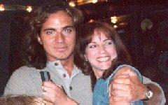 With Alina Caruncho