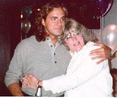 With Cheryl Yost