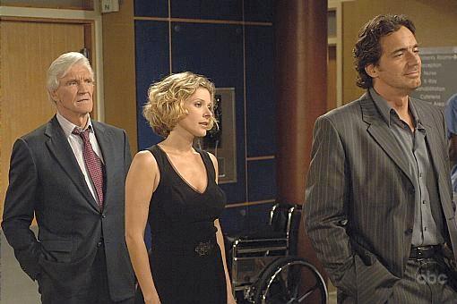 Thorsten Kaye, Cady McClain, David Canary
