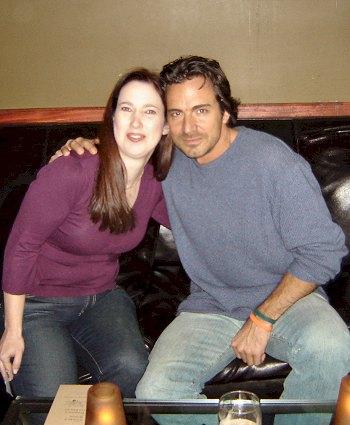 With Lisa © 2006 Alina