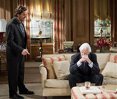 Thorsten Kaye, David Canary