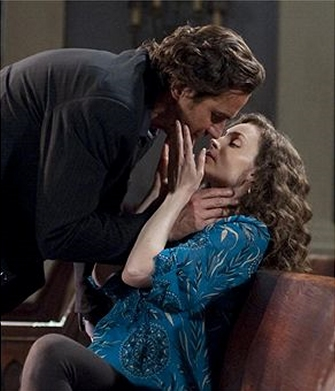 Alicia Minshew, Thorsten Kaye,