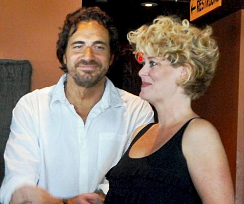 Thorsten and Tami © 2009 Alina Caruncho