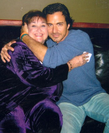 With Janice © 2006 Cindy Becker