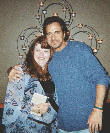 With Caroline © 2006 Caroline