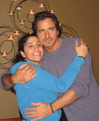 With Amanda © 2006 Gina