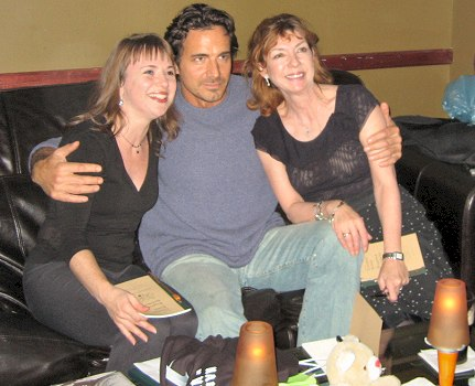 With Aileen Quinn and Sheen McCroy © 2006 Gina