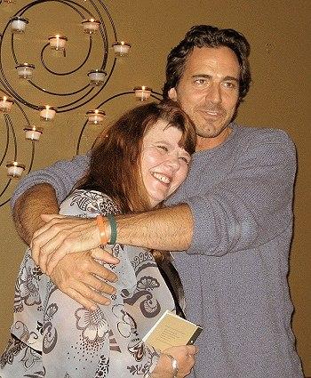 With Caroline © 2006 Gina
