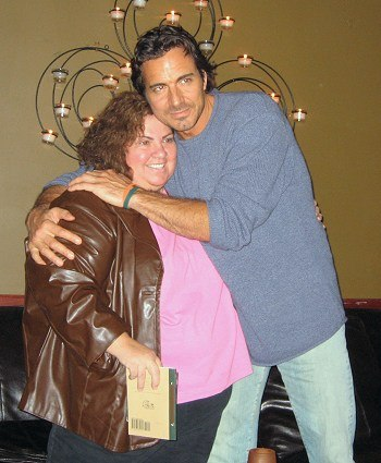 With Jackie © 2006 Jackie DeLong