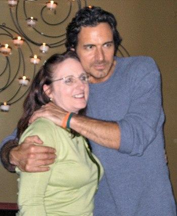With Joan © 2006 Gina
