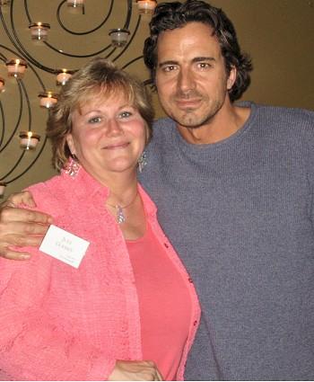 With Judi © 2006 Gina