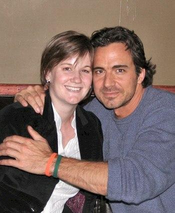 With Jeani Pendergraft © 2006 Jeani