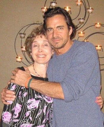 With Linda Braudy © 2006 Linda Braudy