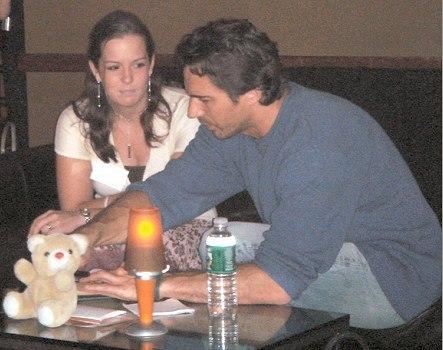 With Nicole © 2006 Lisa