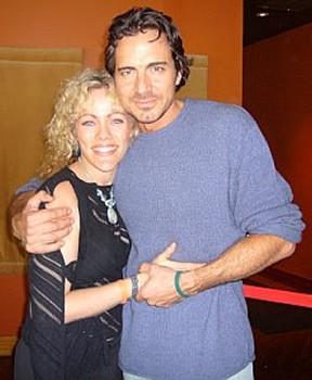 With Jezabel © 2006 Sheena