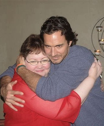 With Cheri © 2006 alwaysonlyou...Sharon