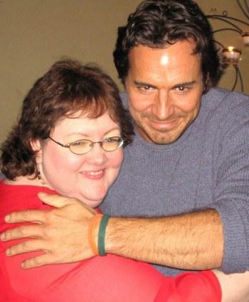 With Cheri © 2006 Gina