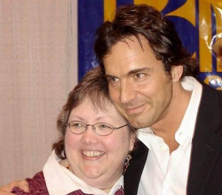 With Cheri © 2006 Alina
